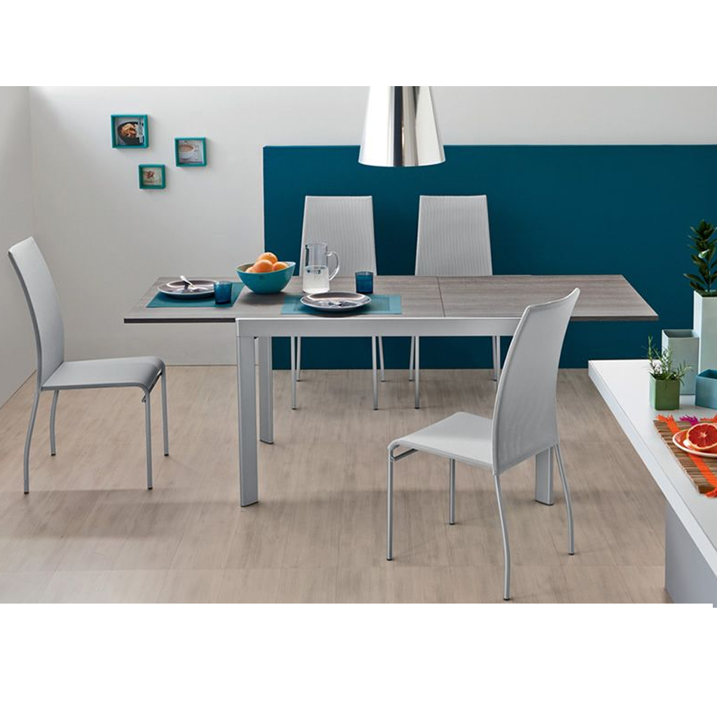 Connubia by calligaris tavolo allungabile modello plano for Calligaris tavolo connubia